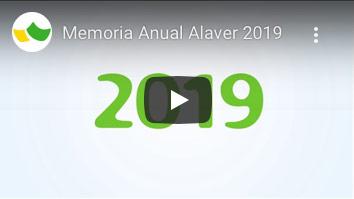 Memoria Anual Alaver 2019